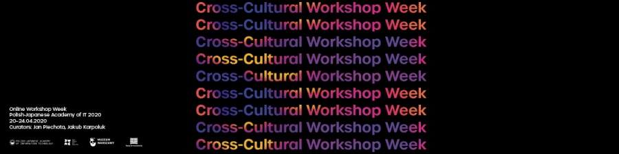 Cross-cultural workshop - 20-24.04