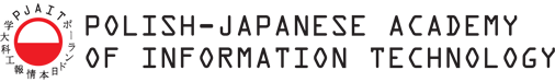Brody Neuenschwander na PJATK - Polish-Japanese Academy of Information Technology
